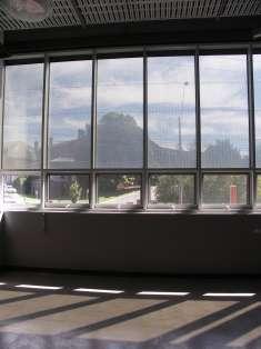Ballarat Uni BIPV inside